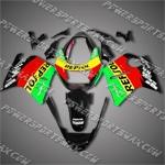 Honda CBR1100XX Blackbird Repsol Green Fairing