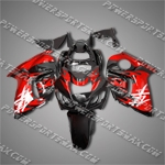 Suzuki Hayabusa GSX1300R 08 09 Flames Fairing 38Z02