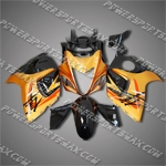 Suzuki Hayabusa GSX1300R 08 09 Gold Fairing 38Z11