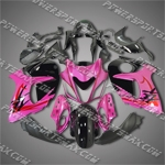Suzuki Hayabusa GSX1300R 08 09 Pink Fairing ZZ485