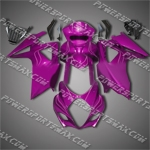 Suzuki GSX-R1000 07 08 K7 All Purple ABS Fairing, Free Shipping!