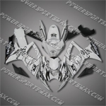 Suzuki GSXR 600 750 GSX-R 06-07 K6 K7 Bodywork Fairing