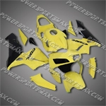 Injection Molded Fit CBR600RR 03 04 Yellow Black Fairing ZN850