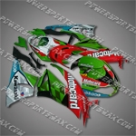 Fairing For KAWASAKI 2009 2010 2011 ZX6R ZX-6R Injection Molding Plastics Set BL, Free Shipping!