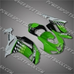 Fairing For Kawasaki 2007 2008 ZX-6R 07 08 ZX6R Injection Molding Plastics Set K, Free Shipping!