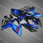 Fairing For 2006-2007 Suzuki GSX-R GSXR 600 750 K6 Plastics Set Injection Mold, Free Shipping!