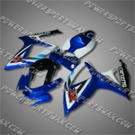Fairing For 2006-2007 Suzuki GSX-R 600 750 K6 Plastics Set Injection mold