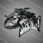 Fairing For 2005 2006 Suzuki GSX-R GSXR 1000 K5 Plastics Set Injection Mold A, Free Shipping!