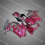 Fairing For KAWASAKI 08 09 10 11 NINJA 250R EX250 Injection Molding Plastics Set, Free Shipping!