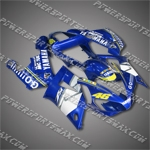 Fairing For 2007 2008 YAMAHA YZF R1 Plastics Set Body Work Injection Mold, Free Shipping!