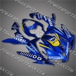 Fairing For 2004 2005 2006 YAMAHA YZF R1 Body Work Plastics Set Injection mold