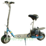 GS-K002-R590 43cc 2-Stroke Gas Scooter, Free Shipping! Refurbished, Fully Assembled!