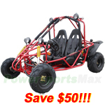 GK-F003-R275 Spider 150cc Go Kart with Automatic Transmission w/Reverse!Refurbished!