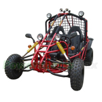 "GK-F003 Spider 150cc Go Kart with Automatic Transmission w/Reverse! Hydraulic Disc Brakes! Big 21""/22"" Wheels!"