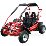 GK-M01 200cc Kid Middle Size Go Kart with Automatic Transmission, 6.5HP General Purpose Engine, High Quality!
