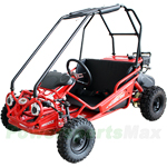 GK-M02 163cc Kid Size Go Kart with Automatic Transmission, 5.5 HP General Purpose Engine, High Quality!