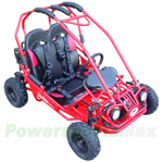 GK-M05(California Legal) 163cc Kid Size Go Kart with Automatic Transmission, 5.5 HP General Purpose Engine, Remote Control!
