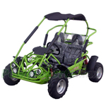 GK-M09 110cc Go Kart with Automatic Transmission w/ 3 speed w/Reverse!