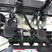 Gas Pedal & Brake Pedal