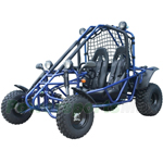 "Taotao Targa200 200cc Go Kart with Fully Automatic Transmission w/Reverse, Disc Brakes, Roof Lights! Big 21/22"" Wheels! Free Shipping!"