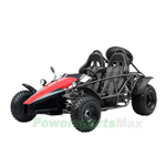 "GK-T011 Arrow 150cc Go Kart with Fully Automatic Transmission w/Reverse, Disc Brakes, Big 21""/22""Tires! With Free Sparetire!"