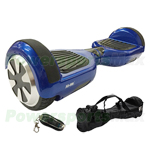 Refurbished Blue Self Balancing Scooter Hoverboard, LG Battery! with Remote Control & Free Bag! Free Shipping!