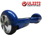 Blue UL2272 Certified Balance Scooter Hoverboard, With Free Carrying Bag and Protection Kits! Free Shipping!