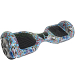 "Clown Electric Two-Wheel Self Balancing Scooter, 6.5"" tires, Free Shipping!"
