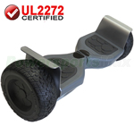 "8"" UL2272 Certified Hoverboard with Metal Fenders, Free Shipping!"