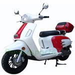 "MC-D117 50cc Moped Scooter with 12"" Wheels, New Arrival!"