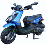 "MC-D119 150cc Moped Scooter with 12"" Wheels! Fully Assembled! New Arrival!"