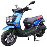 "MC-D31 150cc Moped Scooter with 12"" Wheels! Fully Assembled! New Arrival!"