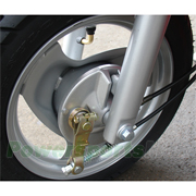 Front Drum Brake