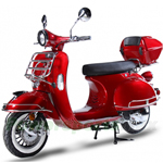 "MC-E26 150cc Moped Scooter with 10"" Wheels, Rear Trunk! Made by ZNEN, High Quality!Free Shipping!"