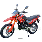 "MC-F006 250cc Street Motorcycle with 5-Speed Manual Transmission! Electric/Kick Start! Big 19""/17"" Wheels!"