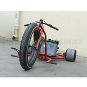 Mc N005 208cc Drift Trike Tricycle Bike Fat Ryder