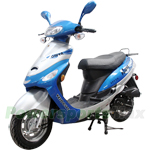 "MC-X09 50cc Moped Scooter with Sports Style, Drum Brakes, 10"" Wheels! New Arrival!Free Gifts!"
