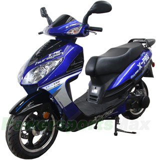 MC-X14 X-PRO 150cc Moped Scooter with 13