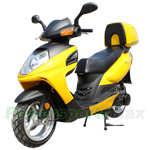"MC-X43 150cc Moped Scooter with 13"" Wheels, New Arrival!"