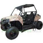 UV-A001 150cc Utility Vehicle with Automatic CVT Transmission w/Reverse, New Arrival!