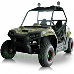 BMS Avenger 150cc Utility Vehicle with Automatic Transmission w/Reverse! Lots of Premium Features!Free Shipping!