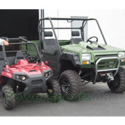 Size Comparison with 1000cc UTV
