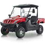 BMS Ranch Pony 500cc Utility Vehicle, 4x4 Shaft Drive! High Quality!Free Shipping!