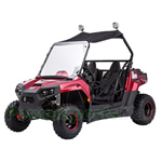 BMS Avenger Max 150cc Utility Vehicle with Automatic Transmission w/Reverse! Lots of Premium Features!Free Shipping!
