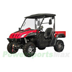 BMS Ranch Pony 600cc EFI Utility Vehicle, 4x4 Shaft Drive! High Quality!Free Shipping!