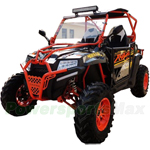 "BMS Sniper T350 311cc Utility Vehicle with Automatic Transmission w/Reverse! 4x2 Shaft Drive! Big 25"" Wheels! Free Shipping!"