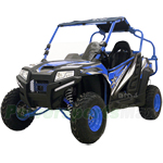 "BMS Avenger 150 EGL 22 150cc Utility Vehicle w/Automatic Transmission w/Reverse! 21""/22"" Wheels, Half Windshield, Free Shipping!"