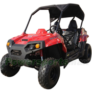 UTV 150 150cc Utility Vehicle with CVT Automatic  w/Reverse!High Quality!Canopy Top!Free Shipping!