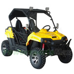 UV-M05 150cc Utility Vehicle with CVT Automatic w/Reverse!High Quality!Canopy Top,Windshield!