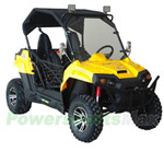 UTV 300 300cc Utility Vehicle with CVT Automatic w/Reverse! hydraulic disc brake, High Quality! Windshield!